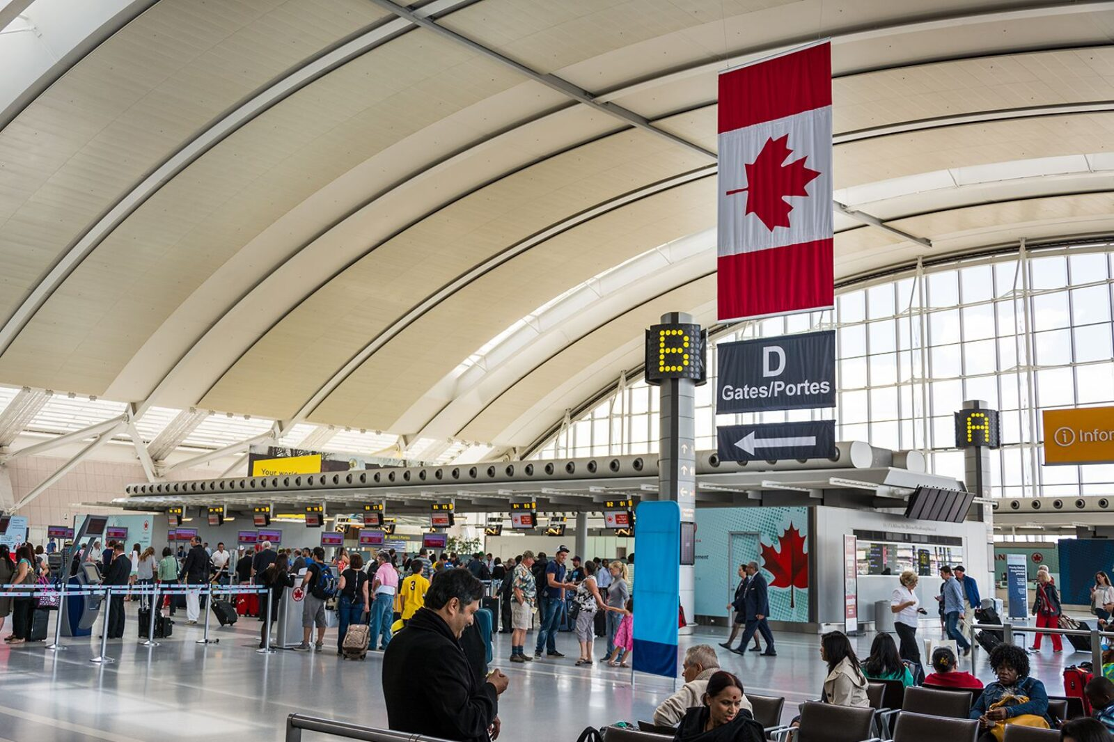 Guidelines for international students arriving in Canada during coronavirus